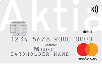 Aktia Debit MasterCard