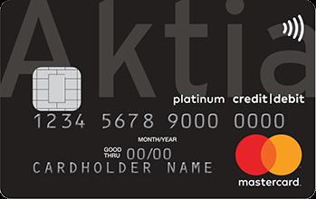 Aktia Platinum Credit/Debit Mastercard