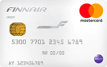 Finnair Plus Mastercard (Nordea)