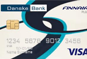 Finnair Plus Visa (Danske Bank)