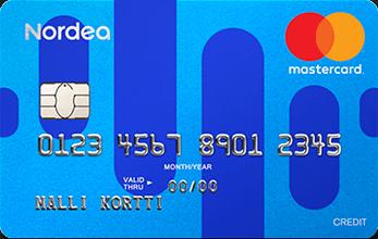 Nordea Credit Mastercard