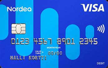 Nordea Visa Debit