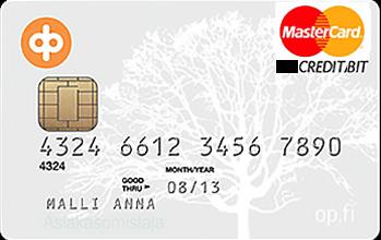 OP Mastercard