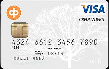 Pankkikortin Numero