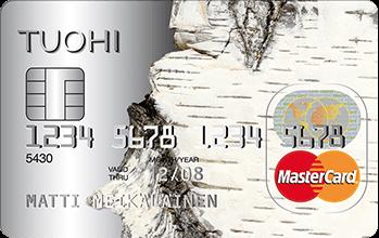 Tuohi Mastercard (Nordea)